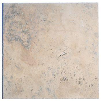 Dalles TRAVERTIN rustic 61×61