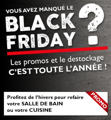 Bannière Black Friday